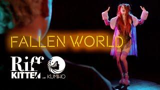 [Dark Electro Swing] RIFF KITTEN w KUMIHO - FALLEN WORLD (Official Video) 2020