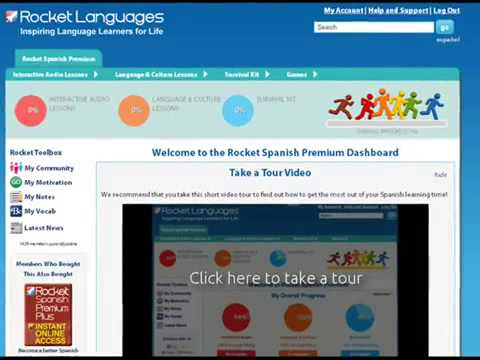 The Best Language Learning program ever!!!! Rocket Spanish Review