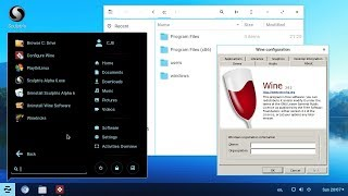 Running Windows Programs On Linux