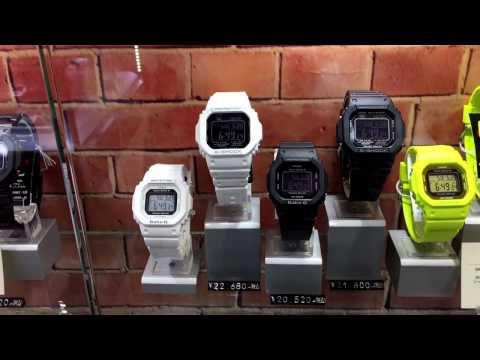 Trip to G-Shock Store in Tokyo | Marunouchi
