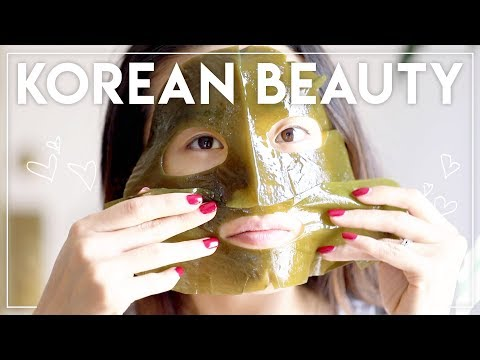 TOP WEIRD K-Beauty Products YOU NEED TO TRY!   Jen Chae
