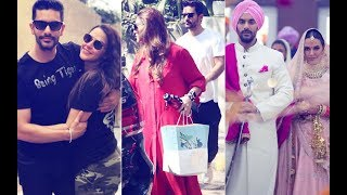 Neha Dhupia-Angad Bedi's 'LOVE STORY' Timeline: Rejection, Pursual & Marriage! | SpotboyE