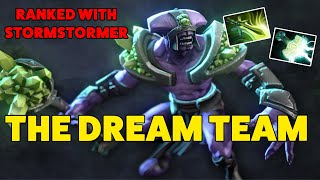 THE DREAM TEAM - RANKED WITH STORMSTORMER