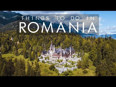 Things To Do In ROMANIA | UNILAD Adventure