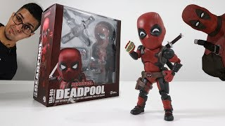UNBOXING & REVIEW with DEADPOOL - Egg Attack Deadpool EAA-065 by Beast Kingdom 2018