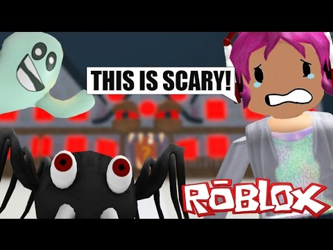 ESCAPE THE HAUNTED HOUSE | Roblox Obby