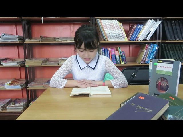 Изображение предпросмотра прочтения – ВалерияКожевникова читает произведение «Старик» И.С.Тургенева