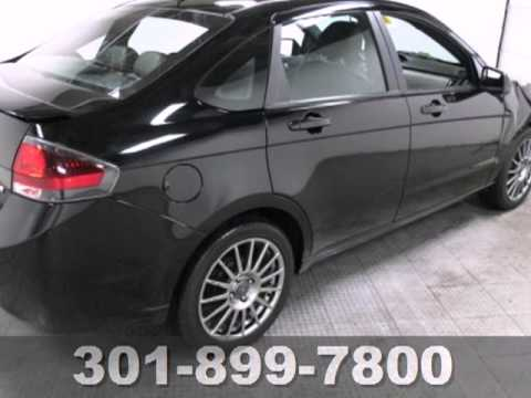 2011 ford focus capitol heights md washington dc md fdh549592a sold youtube. Black Bedroom Furniture Sets. Home Design Ideas