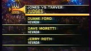 Самое первое поражение Роя Джонса мл.