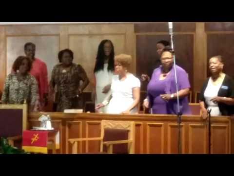 Greater Harvest Baptist Church clip 11am July 2 2017