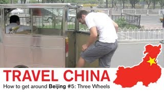 China Travel - The Most Dangerous Vehicle on the Road in China