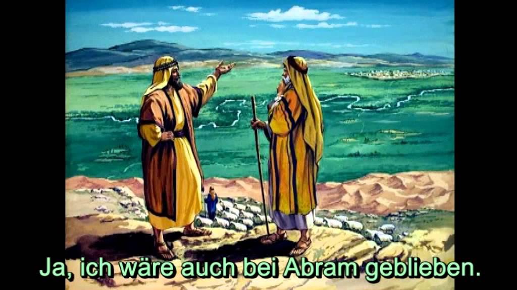 37 Abraham 1, Babel, Abram emigriert, Lot trennt sich von ...
