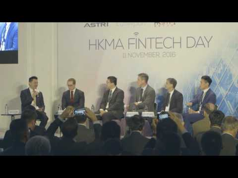 Hong Kong FinTech Week 2016 - HK Monetary Authority