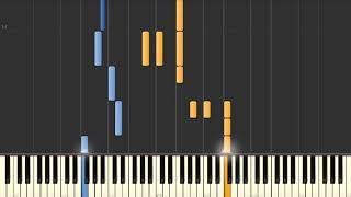 Hi-De-Hi (Holiday Rock OST) – Piano tutorial