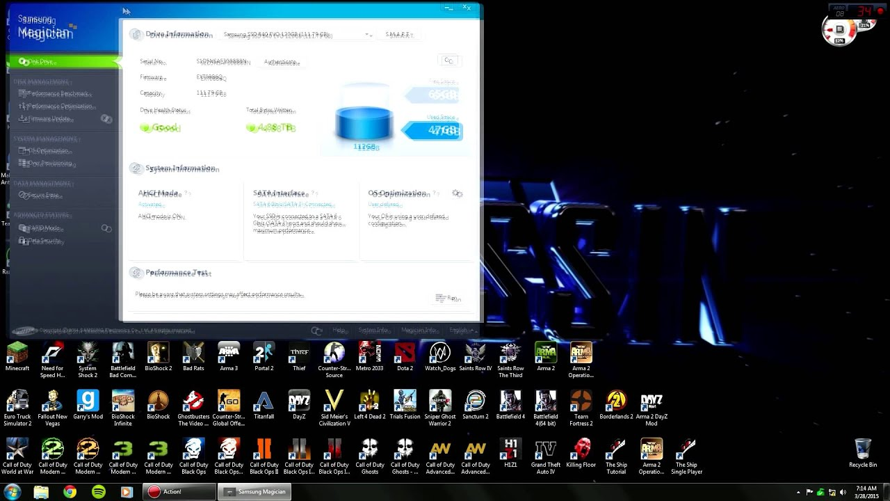 How to Optimize Windows 7 For Gaming! (Maximum Performance)