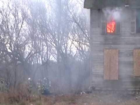 Slinger House Burn- Part 1
