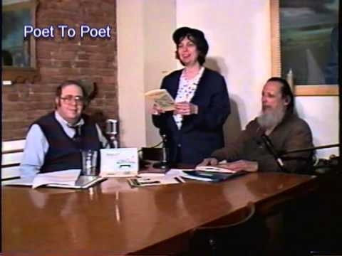 Poet to Poet w. Robert Dunn (Enid Dame & Donald Lev, Pt. 1 / featured guests)
