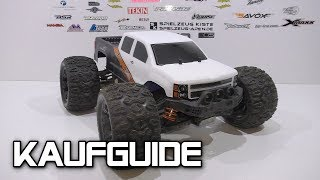 1/10th 4x4 Monster Truck Kaufguide: Team Magic E5