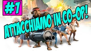 BOOM BEACH- ATTACCHIAMO IN CO-OP! -LIVE - #1 IN ITALIA [by BuM]