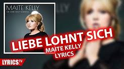 Maite Kelly (Album: Die Liebe siegt sowieso)