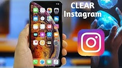 Instagram   How to clear Instagram cache