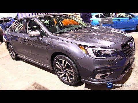 2018 Subaru Legacy - Exterior And Interior Walkaround - 2018 Montreal Auto Show
