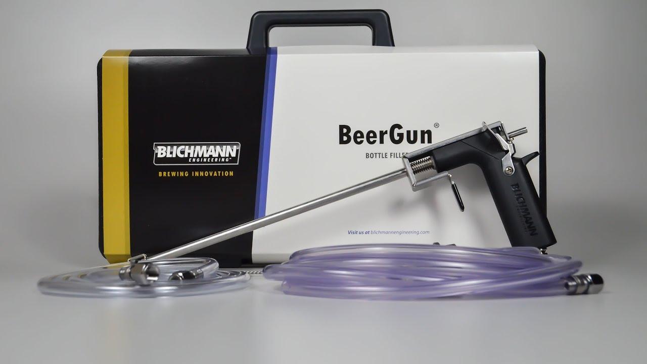 Blichmann BeerGun Bottle Filler with Accessory Kit