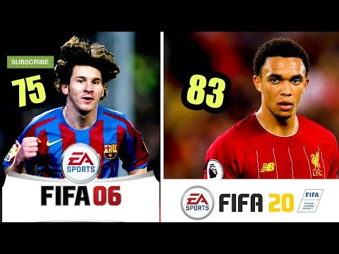 Most STUPID Player Rating From EACH FIFA Game