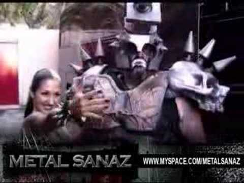 Metal Sanaz interview with SOTU and GWAR