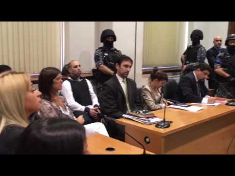 absolvieron a los acusados del crimen del pajaro cantero por el beneficio de la duda