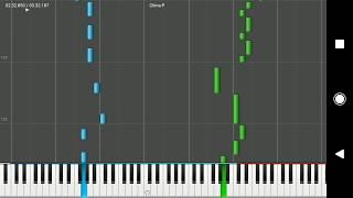 Video 徐梦圆 - China-P MIDI Piano tutorial download MP3, 3GP, MP4, WEBM, AVI, FLV Juni 2018
