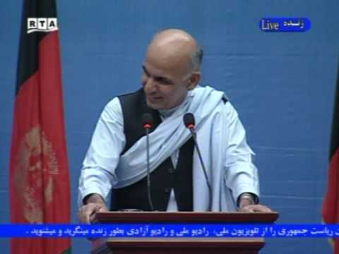 Afghan Presidential Debate By Radio Azadi and RTA Part 12