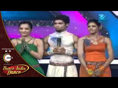 Dance India Dance Season 3 Jan. 28 '12 - Riddhika, Rajsmita & Shafir