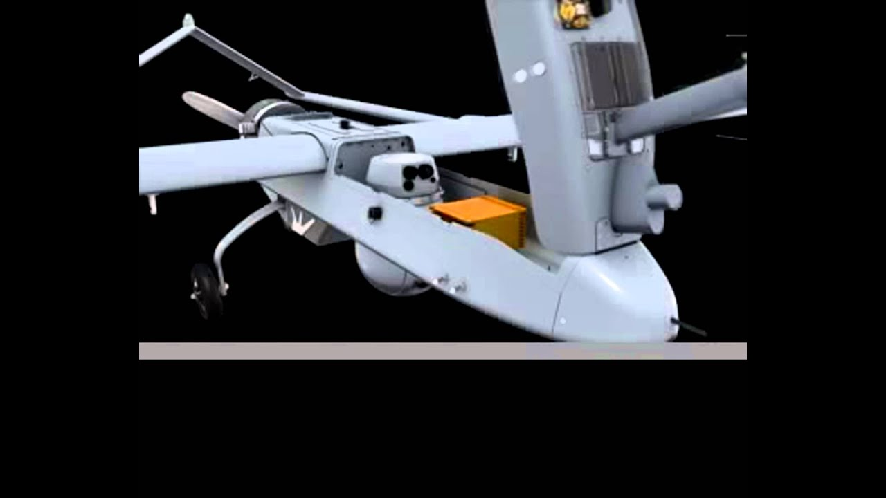Textron Systems Unmanned Systems Shadow 200 - YouTube