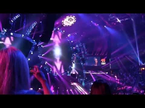 Calvin Harris @ 2014 IHeartRadio Festival **Full Set in 720p HD**