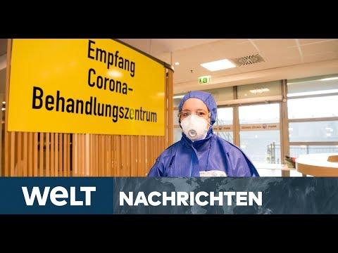 100.000 CORONA-INFEKTIONEN: Merkels