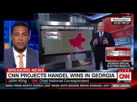 Breaking Down How Karen Handel defeated Democrat Jon Ossoff in Georgia's 6th