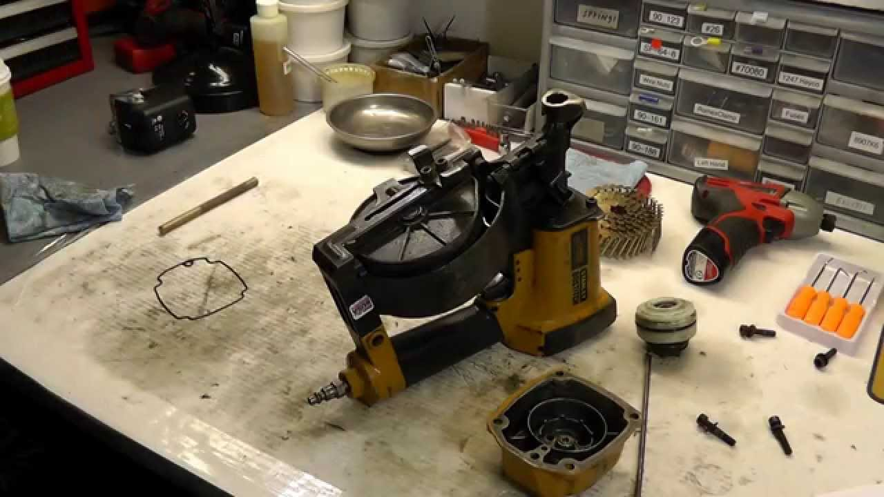 Porter Cable Brad Nailer Bn125a Troubleshooting