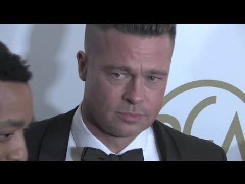 brad pitt fight club buzz cut - photo #28