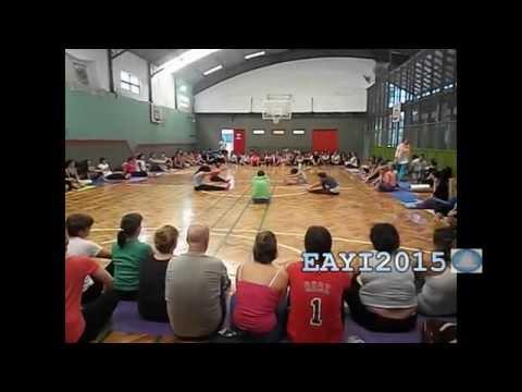 CURSO GRATUITO DE YOGA ARTISTICO DEPORTIVO - YouTube cf2b18378390