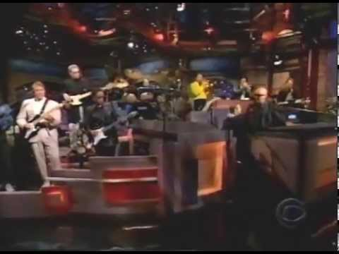 Glen Campbell & Jimmy Webb Sit in With Paul Shaffer (2000)
