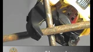 Автоматический вязчик арматуры ARMOGUN AG 400(Компактный аккумуляторный инструмент, предназначенный для автоматической связки арматурных прутьев разн..., 2013-01-31T16:06:09.000Z)
