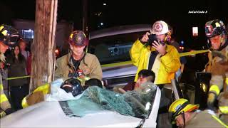 Vehicle Rescue In Oak Park 3/3/2018