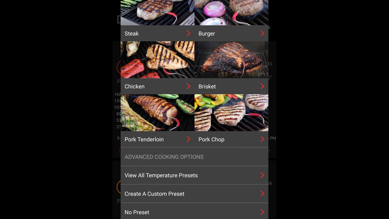 igrill app review connected to igrill 3 - youtube