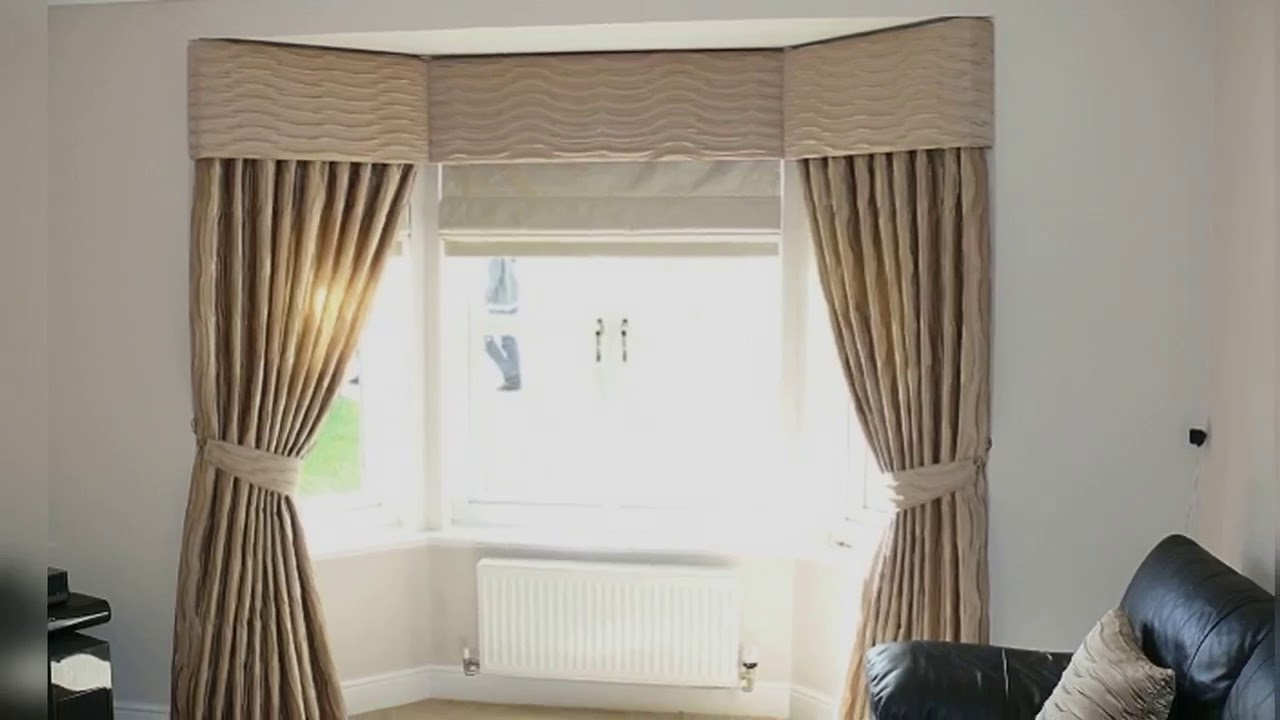 Home decorating ideas living room curtains Window dressing ...