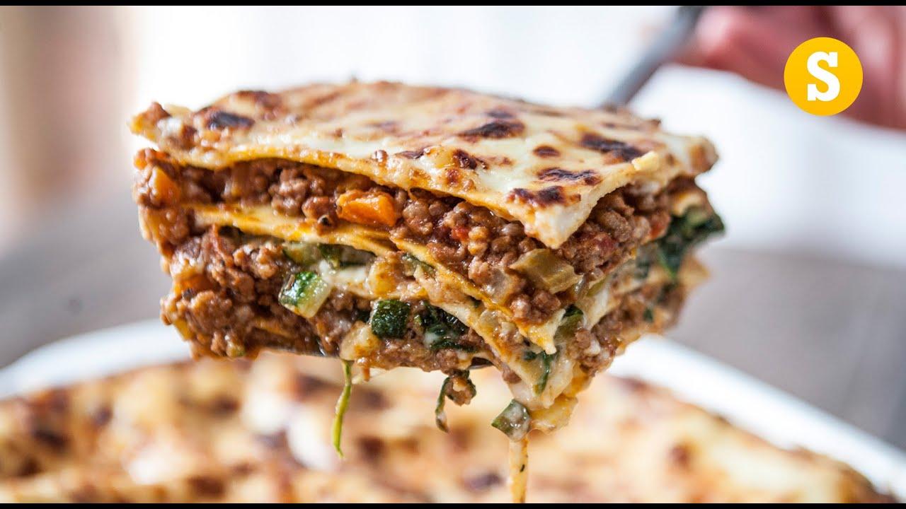 Lasagna Recipe - YouTube
