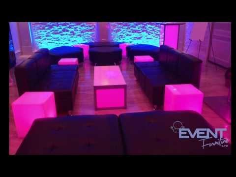 Lounge Decor | Event Furniture | New York