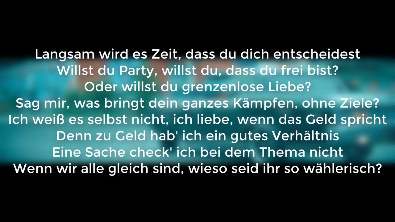 Mert Liebe Heisst Lyrics Derdoxer Youtube