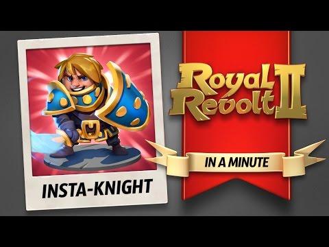 Royal Revolt 2 - The Insta-Knight