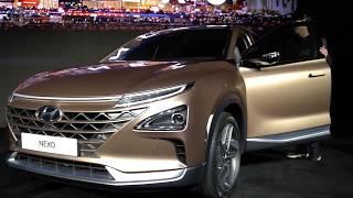 Hyundai Nexo - Hidrojenle çalışan otomobil!
